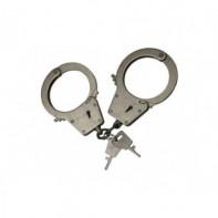 Полицейские наручники БРС -2 (оцинкованные, 2 ключа)